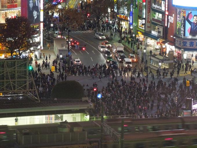 渋谷ヒカリエ展望台2