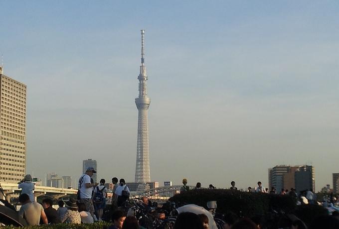 隅田花火大会2