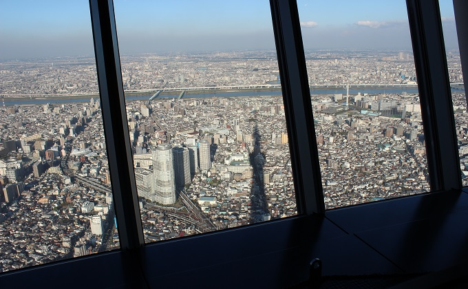 東京スカイツリーデート8
