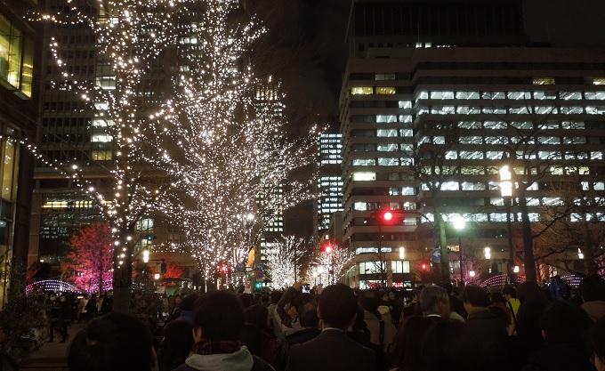 東京ミチテラス1
