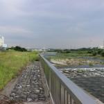 青梅マラソン前の練習として多摩川を29km走った時のメモ書き