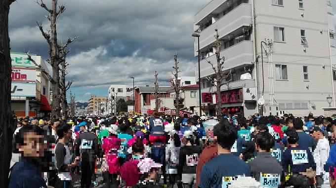 青梅マラソン25