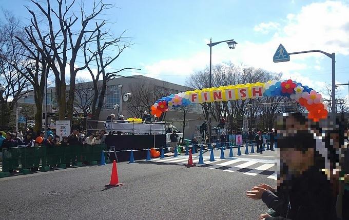 青梅マラソン1