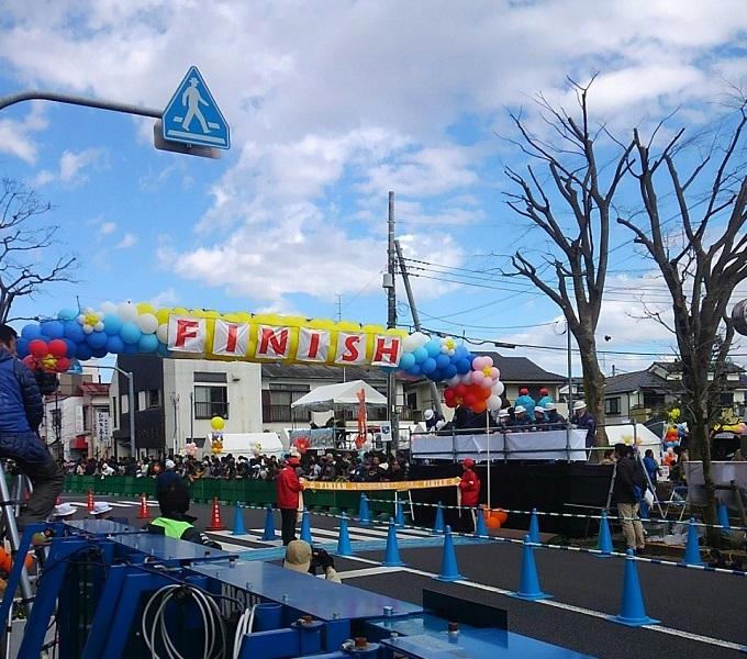 青梅マラソン2