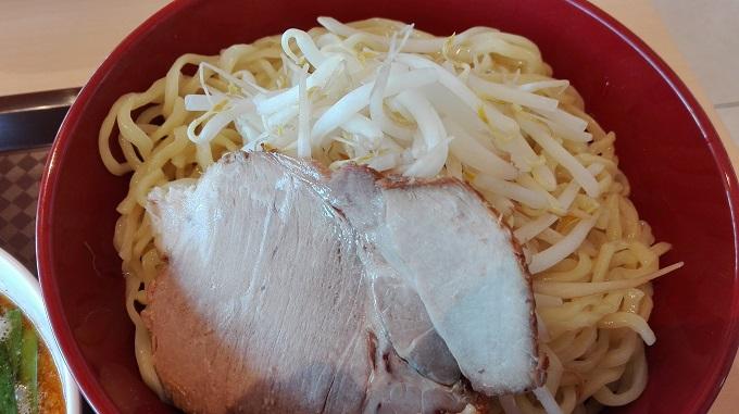ワニ銀ららぽーと立川立飛ラーメンたっぴつけ麺2