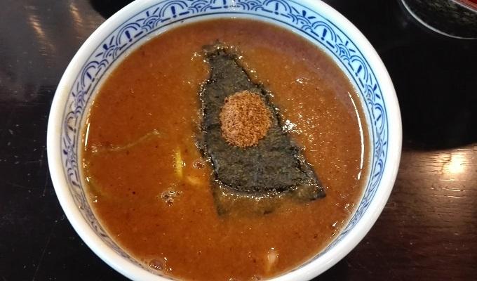 ワニ銀三田製麺所ラーメンつけ麺魚介サービスセット3