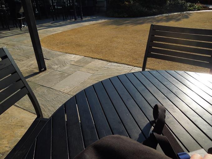 新宿マルイ屋上庭園4