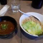 新宿でのんびりデートならマルイの屋上庭園がオススメ!その後エビラーメン(つけ麺)を食べに五ノ神製作所に行ってきた。