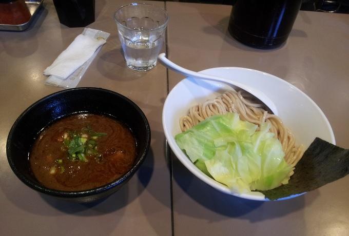 五ノ神製作所エビつけ麺