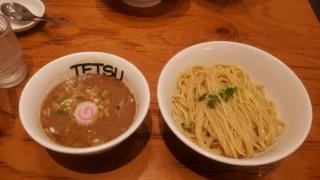 【ラーメン】埼玉県所沢駅構内にある「つけめんTETSU エミオ所沢店」に行って来た。とんこつ×魚介のスープがうまかった。