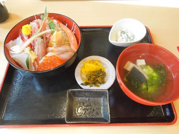茨城デート昼ごはん1