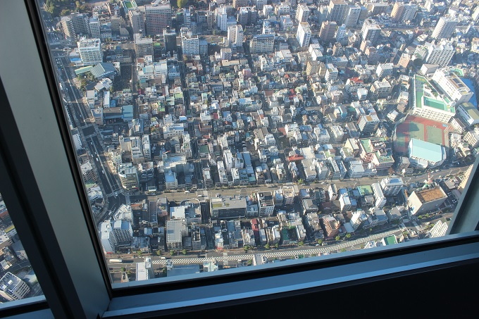 東京スカイツリーデート5