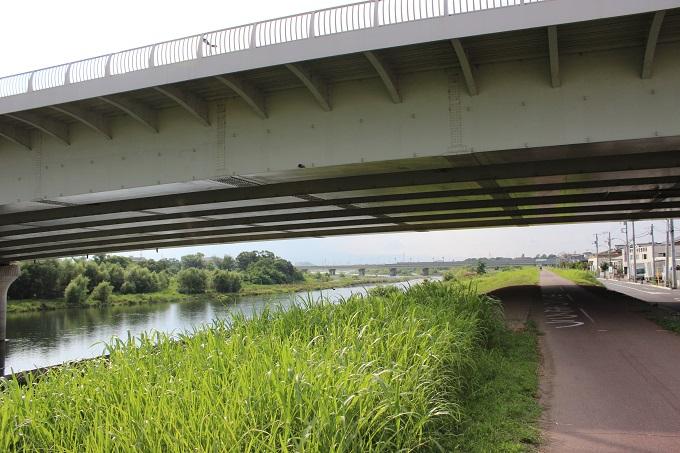 多摩川をジョギング29km2