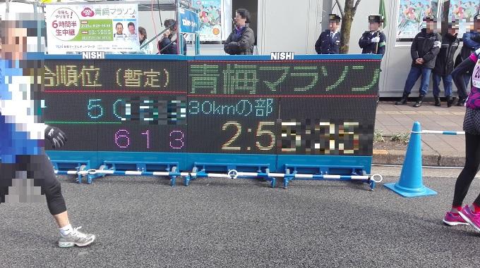 青梅マラソン33