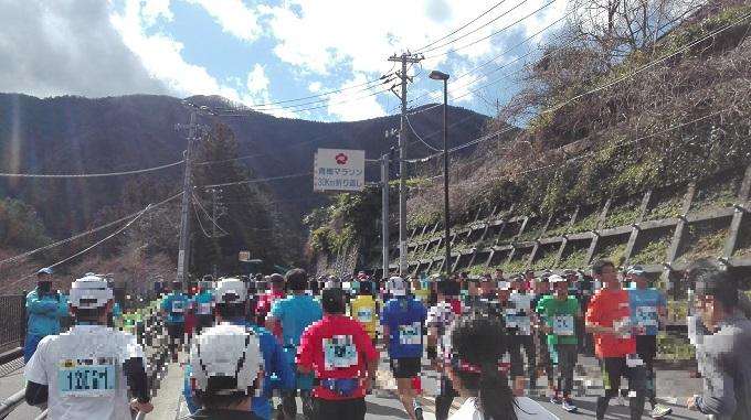 青梅マラソン31