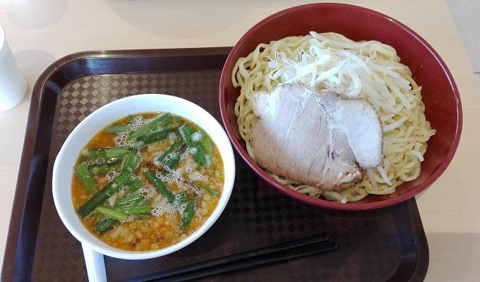 ワニ銀ららぽーと立川立飛ラーメンたっぴつけ麺1