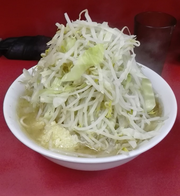 ワニ銀ひばりが丘ラーメン二郎2016年6月9日