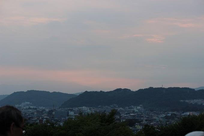 ワニ銀大磯城山公園ダイヤモンド富士7