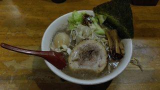 武蔵境にある「きら星」で、きら星特製とんこつラーメン食べてきた!うまいこってり豚骨や!