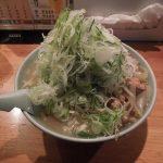 札幌でラーメン食べたいならネギたっぷりな「喜来登」がおすすめ!